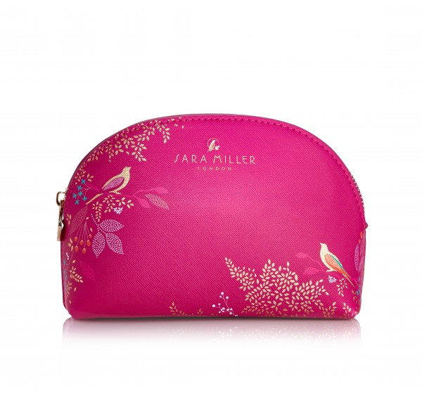 SARA MILLER CHELSEA, Small Cosmetic Bag (Pink)