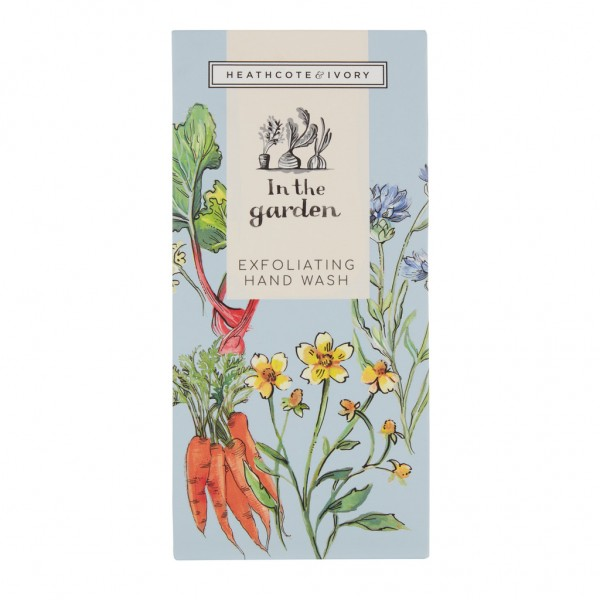 IN THE GARDEN, Exfoliating Hand Wash 100ml