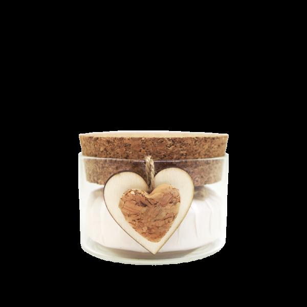 Marsiglia soap gift box: Geschenkset Seife 100g im Glas