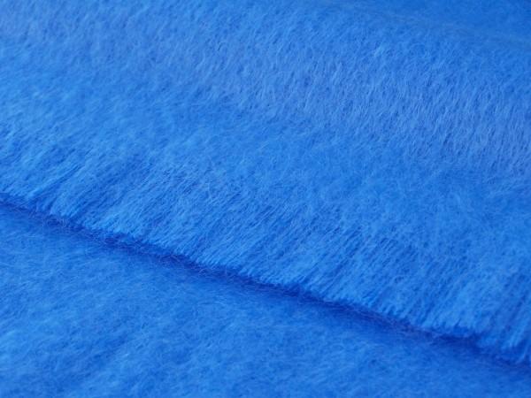 Mohair-Decke, Oceaqno Blue 135 x 180 cm