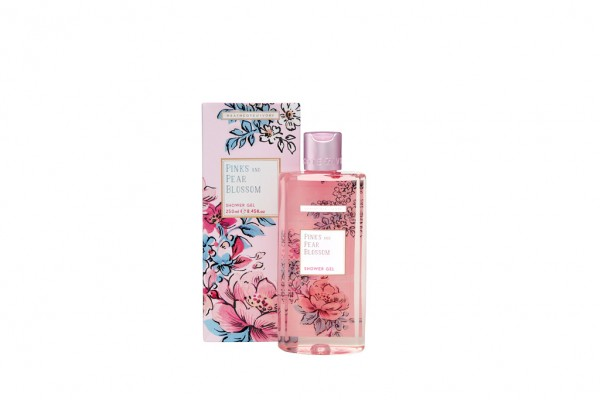 PINKS & PEAR BLOSSOM, Shower Gel 250ml