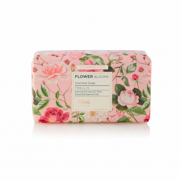 Scented Soap 240g, RHS Trellis