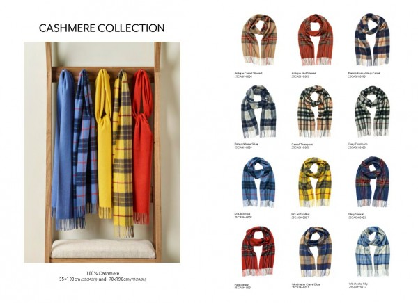 Hauptkatalog Cashmere Collection
