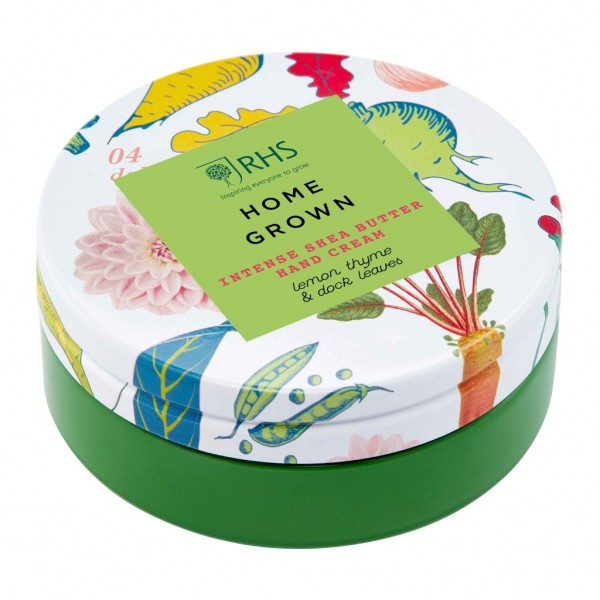 RHS HOME GROWN, Shea Butter Hand Cream 90ml