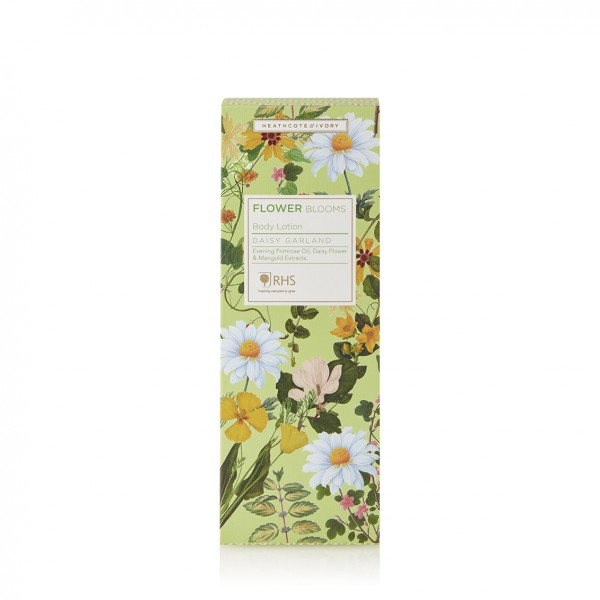 Body Lotion 300ml, RHS Daisy Garland