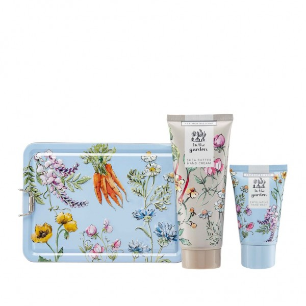 IN THE GARDEN, Hand Care Tin