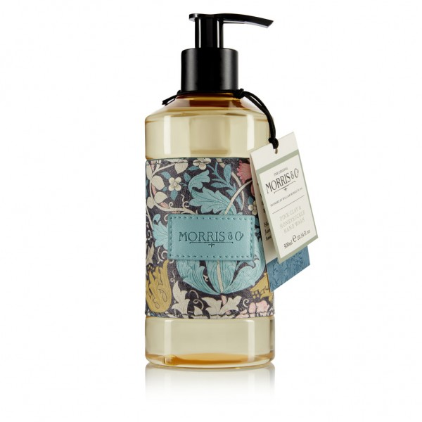 MORRIS & CO. PINK CLAY & HONEYSUCKLE, Hand Wash 300ml