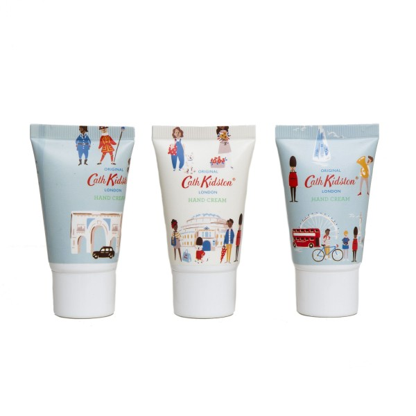 Hand Cream Trio (3 x 30ml) London People