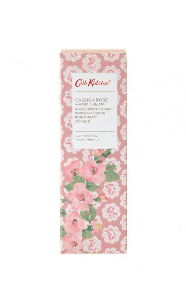 CK FRESTON CASSIS & ROSE, Hand Cream 100ml