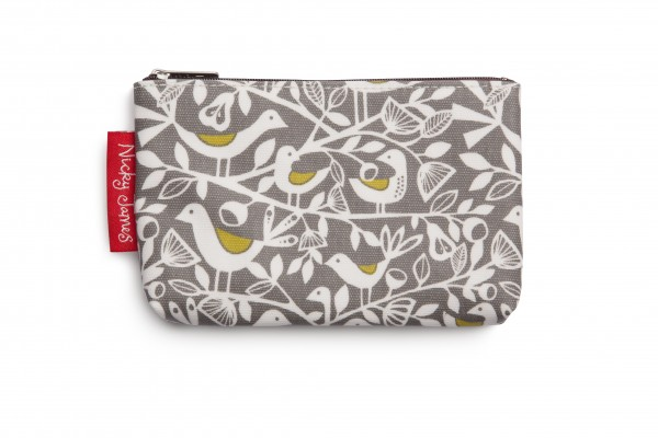 Purse, DOVES GREY