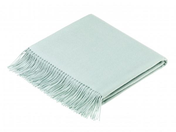 Alpaca-Decke, Mint Green 130 x 200 cm