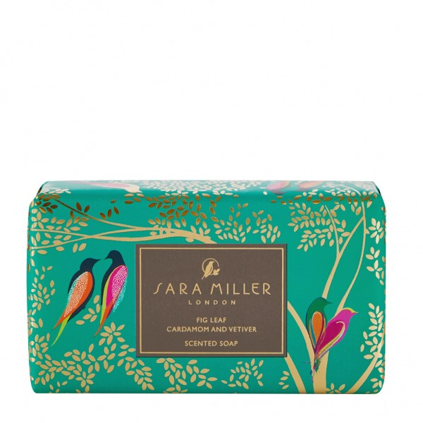 SARA MILLER, 240g Scented Soap (Green)