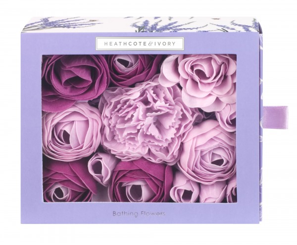 LAVENDER FIELDS, Bathing Flowers 85g