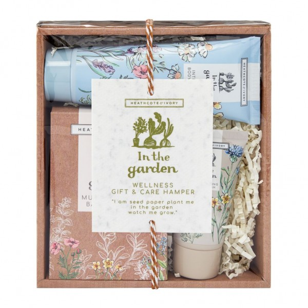 IN THE GARDEN, Wellness Gift & Care Hamper