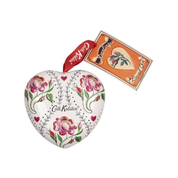 CK KEPP KIND, 100g Heart Soap in embossed Heart Tin