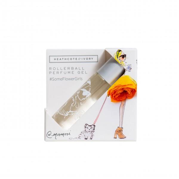 MW SOMEFLOWERGIRLS, Rollerball Perfume Gel 10ml