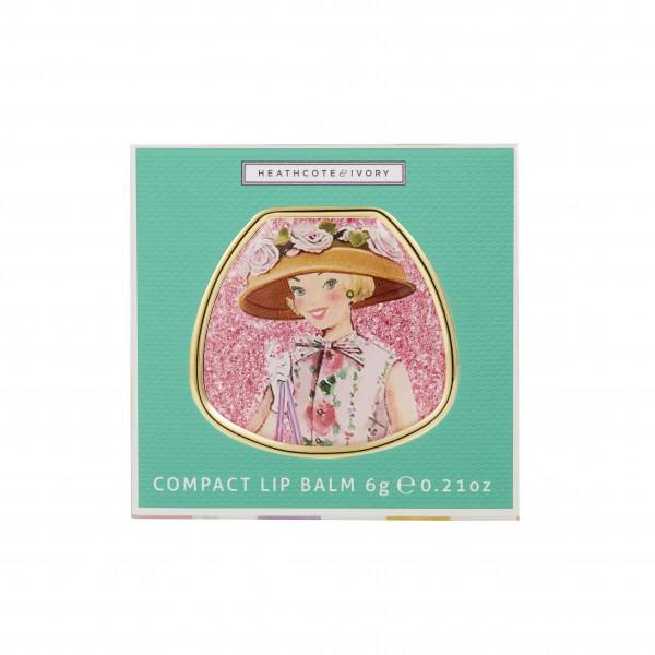 Lip Balm mit Spiegel 6g, VINTAGE Bonnets & Belles