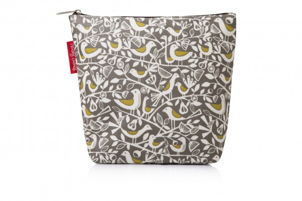 Wash Bag, DOVES GREY