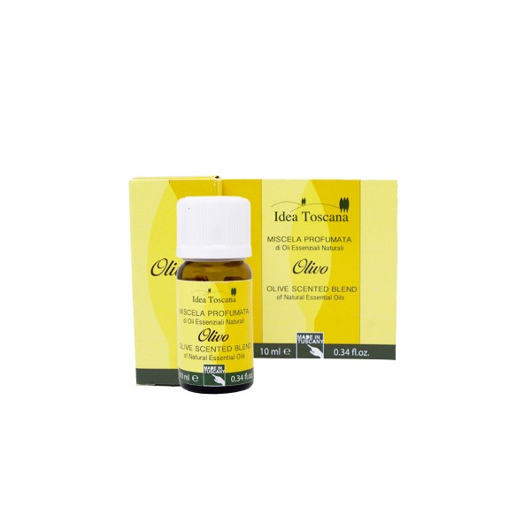 Scented Blend of Essential Oils 10ml - Olive