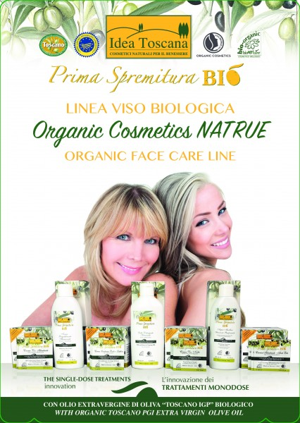 PROMO MATERIAL, Counter Display A4 of Bio Face Care Line