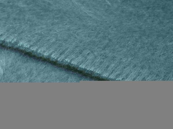 Mohair-Decke, Tropical Jade 135 x 180 cm