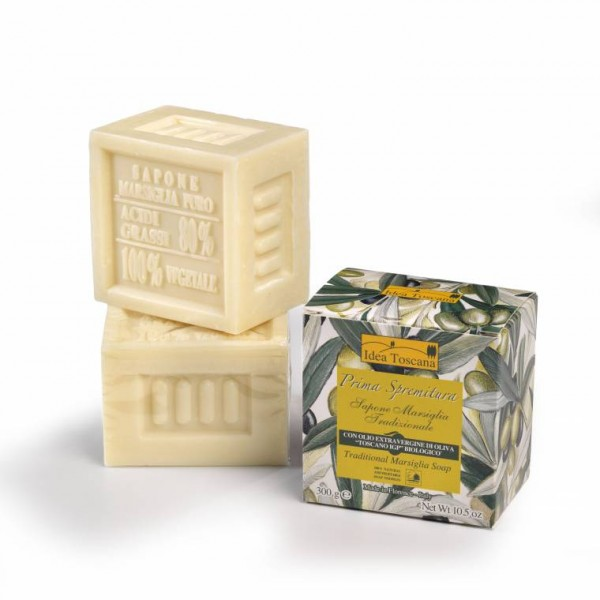 PRIMA SPREMITURA, Traditional Marsiglia Soap 300g