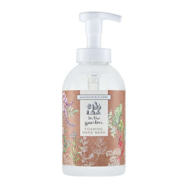 IN THE GARDEN, Foaming Hand Wash 530ml
