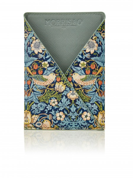 MORRIS & CO. STRAWBERRY THIEF, Passport Holder