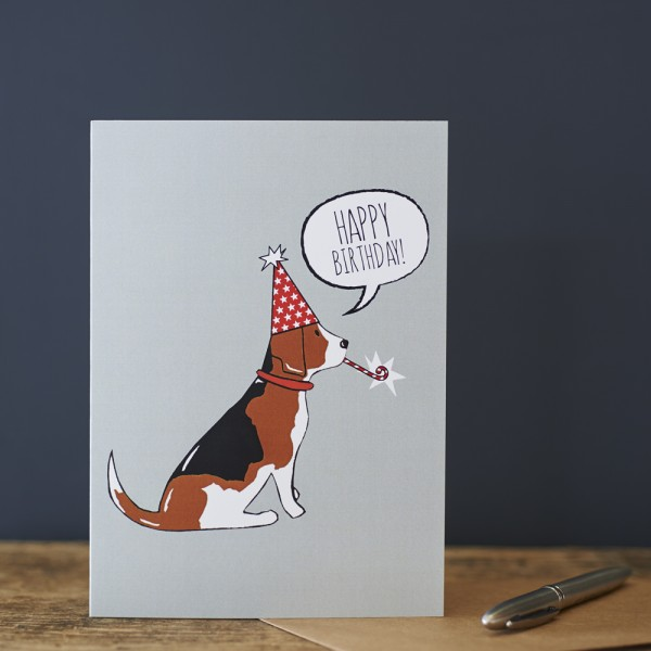 Greating Cards, 6er Set Grußkarten, BIRTHDAY