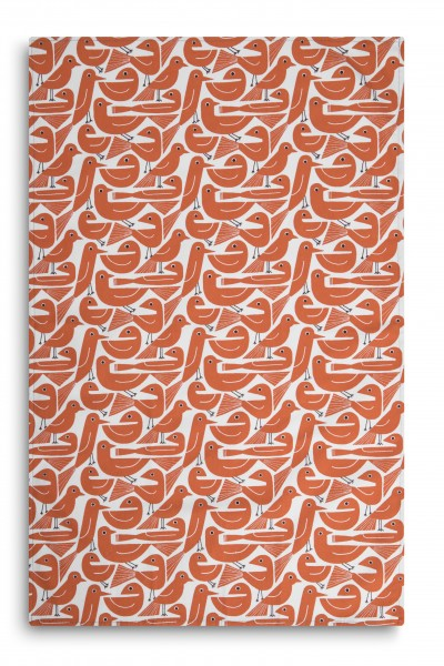 TEA TOWEL, Graphic Bird