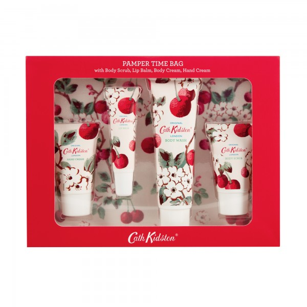 Pamper Time Set, Mini Cherry Sprig