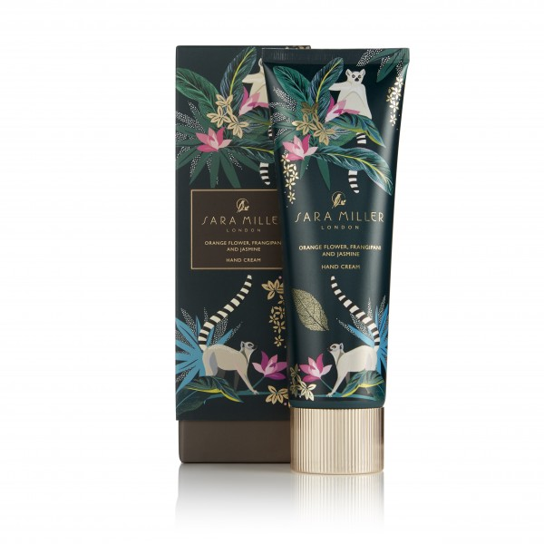 SARA MILLER TAHITI, Hand Cream 150ml