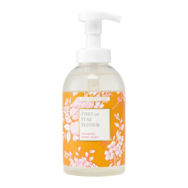 PINKS & PEAR BLOSSOM, Foaming Hand Wash 520ml
