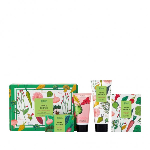 RHS HOME GROWN, Care Gift for Hands Set