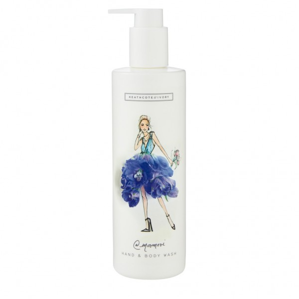 MW SOMEFLOWERGIRLS, Hair & Body Wash 310ml