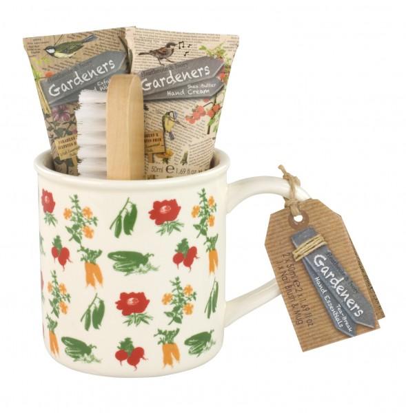 Manicure Mug Set, Gardeners