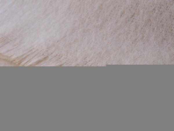 Mohair-Decke, Vanilla 135 x 180 cm
