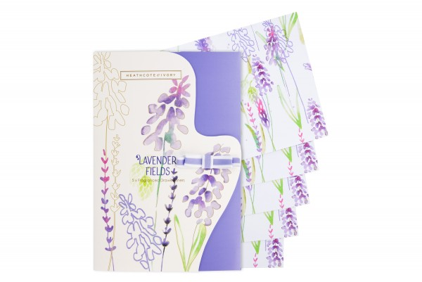 Fragranced Drawer Liners, Lavender Fields