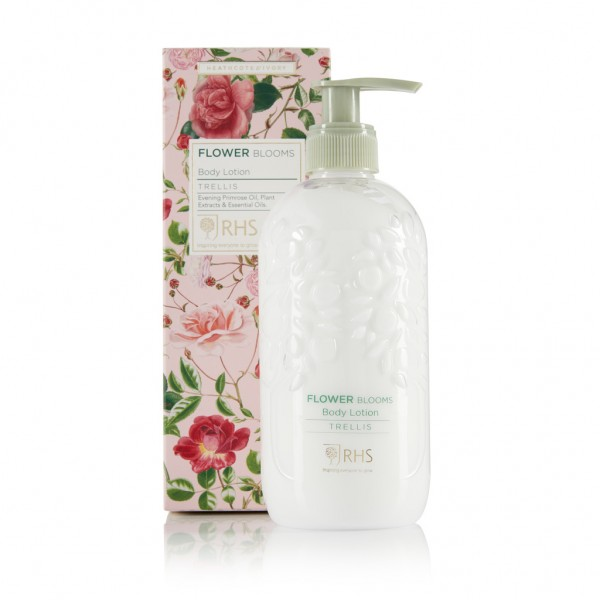 RHS TRELLIS, Body Lotion 300ml
