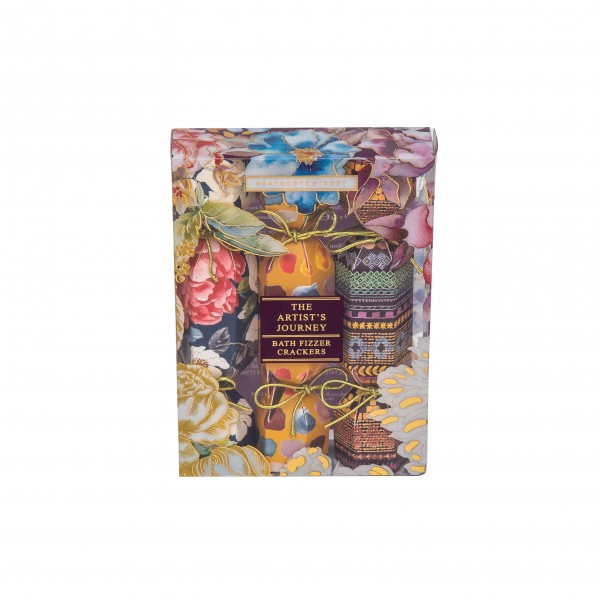 Bath Fizzer Crackers 9x5g, The Artist Journey- ausverkauft-