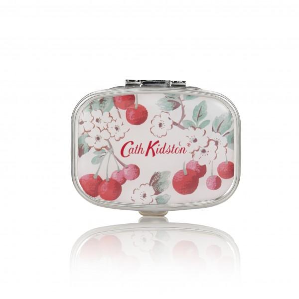 Compact Lip Balm mit Spiegel 6g, Mini Cherry Sprig
