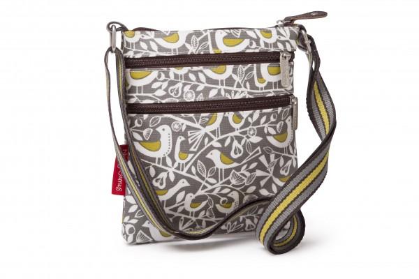 Mini Crossbody Bag, DOVES GREY