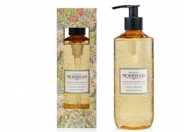 Hand Wash 320ml, Morris & Co. Golden Lily