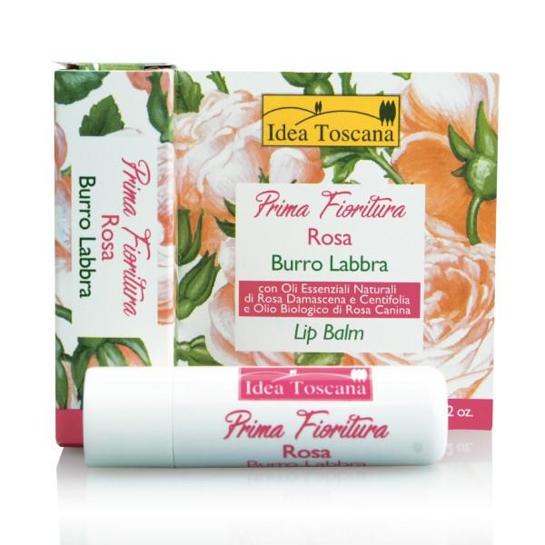 PRIMA FIORITURA-ROSE, Lip Balm 5,5ml
