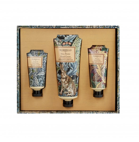 Hand Care Triology, Morris & Co.Library of Prints