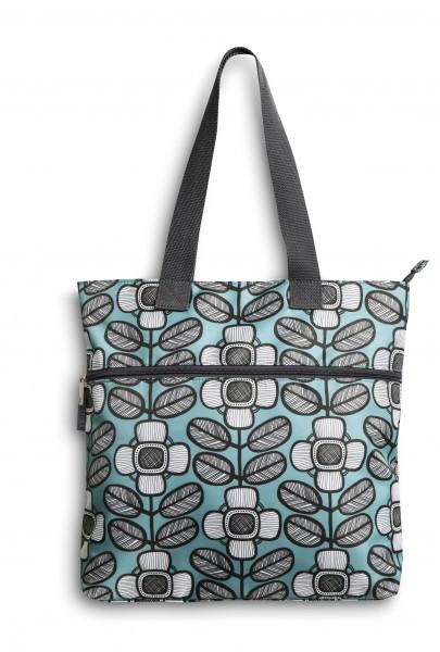Shoulder Bag, TRIBAL LEAF