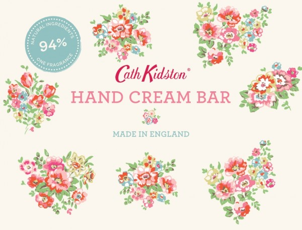 Cath Kidston New Hand Cream Bar Katalog