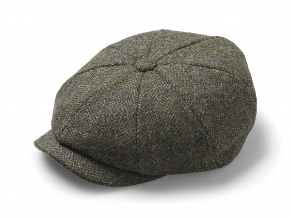 BAKER BOY, Hat - Herringbone Forest