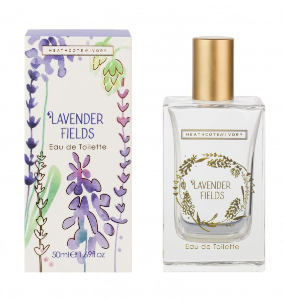 Eau de Toilette 50ml, Lavender Fields