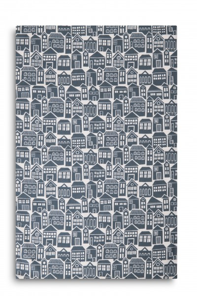 TEA TOWEL, About Town